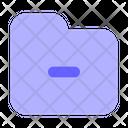 Remove-folder Icon