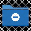 Remove Folder Cancel Folder Delete Folder Icon