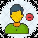 Remove Friend Icon