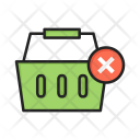 Remove from basket Icon