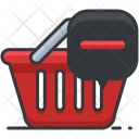 Remove Shopping Basket Icon