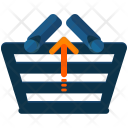 Arrow Up Shopping Icon