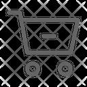 Cart Remove Delete Icon