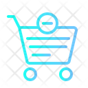 Remove From Cart Shopping Cart Icon