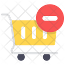 Remove From Cart Shopping Remove Product Icon