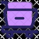 Cart Ecommerce Marketing Icon