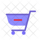 Ecommerce Remove From Cart Cart Icon