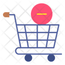 Remove From Cart Cart Buy Icon