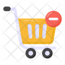 Remove From Trolley Remove From Cart Remove From Shopping Icon
