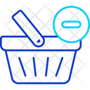 Remove From Cart Cart Basket Icon