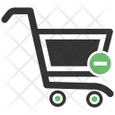 Remove from Shopping cart Icon