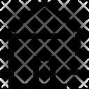 Remove House Icon