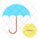 Remove Security Protection Remove Insurance Remove Insurance Security Icon