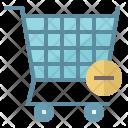 Remove Item Shopping Icon