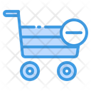 Basket Cart Delete Icon