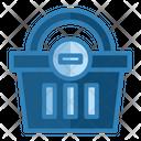 Minus Items Online Shop Items Icon
