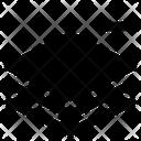 Layer Minus Remove Icon