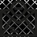 Remove, Letter Icon