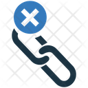 Remove link Icon