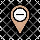 Remove Marker Delete Icon