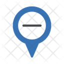 Remove Hide Location Icon