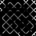 Padlock Remove Safety Icon