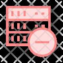 Mainframe Minus Remove Icon