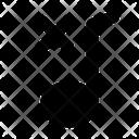 Cross Melody Music Icon