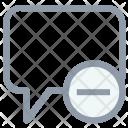 Remove Message Cancel Icon