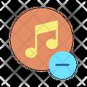 Iremove Remove Music Delete Music Icon