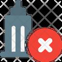 Remove Office Oremove Job No Office Icon
