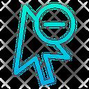 Remove Pointer Icon