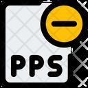 Remove Pps File Pps File Delete Pps File Icon