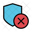 Remove Security Shield Icon
