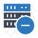 Mainframe Server Database Icon