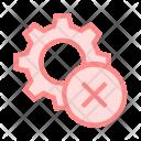 Remove Setting Icon