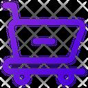 Remove Shopping Icon