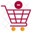 Remove Shopping Cart Icon