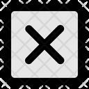 Remove Sq Fr Icon