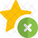 Remove Star Remove Rating Remove Favourites Icon