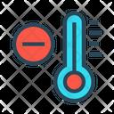 Remove Temperature Icon