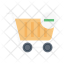 Cart Remove Trolley Icon