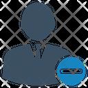 Remove User Profile Delete Icon