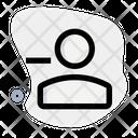 Remove User Icon