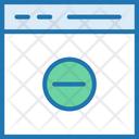 Remove Webpage Icon