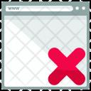 Remove website Icon