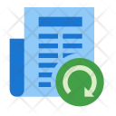 Renew file Icon