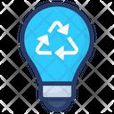 Bioenergy Green Technology Power Icon