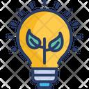 Bulb Electronics Energy Icon
