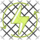 Renewable Energy Green Icon